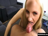 Erika Angel has her big porn audition today and she wants to make