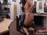Victoria Banxxx fucked from behind