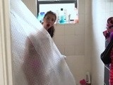 Surprise Her In The Bathroom