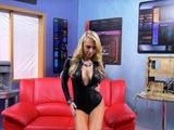 Blonde Babe Alix Lynx Sucks Off The Cameraman