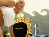 Ginna Brigitta In Gonzo Creampie Scene By All Internal