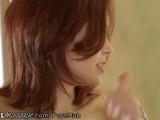 AllGirlMassage Bree Daniels joins Cassie Laine in the Bath