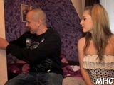 Wicked Slut Cuckolds Her Paramour With His Roommate