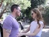 Teen Maya Gets Her Pussy Slammed By Romeo