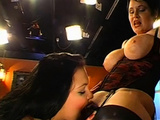 Charming Girls Love To Give Salacious Blow Group-sex