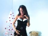 Brunette Cutie Plays With A Dildo
