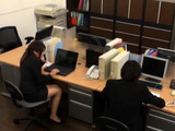 Very Office Sweetheart Gets Incredible Sexual Joy