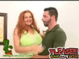 Guy gets paid to fuck a freaky wife